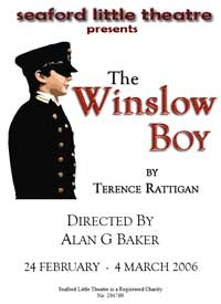 an analysis of winslow boy by terrance rattigan The terence rattigan collection disc 3 schema:name  the terence rattigan collection disc 3, the winslow boy the browning version @en.
